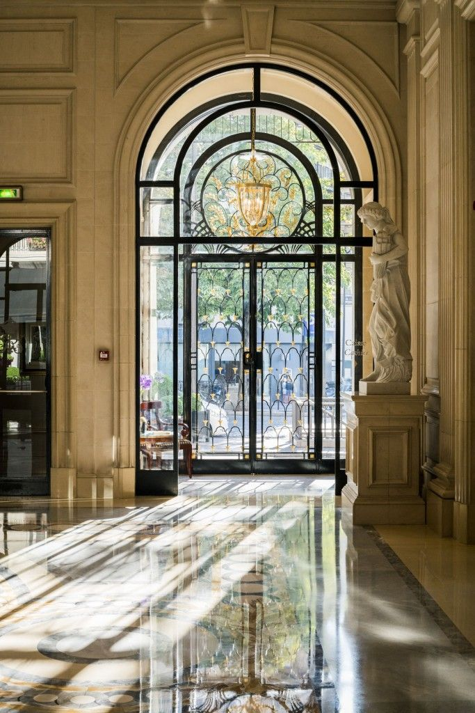 """coolchicstylepensiero: """" The Four Seasons Hotel George V, Paris """""""