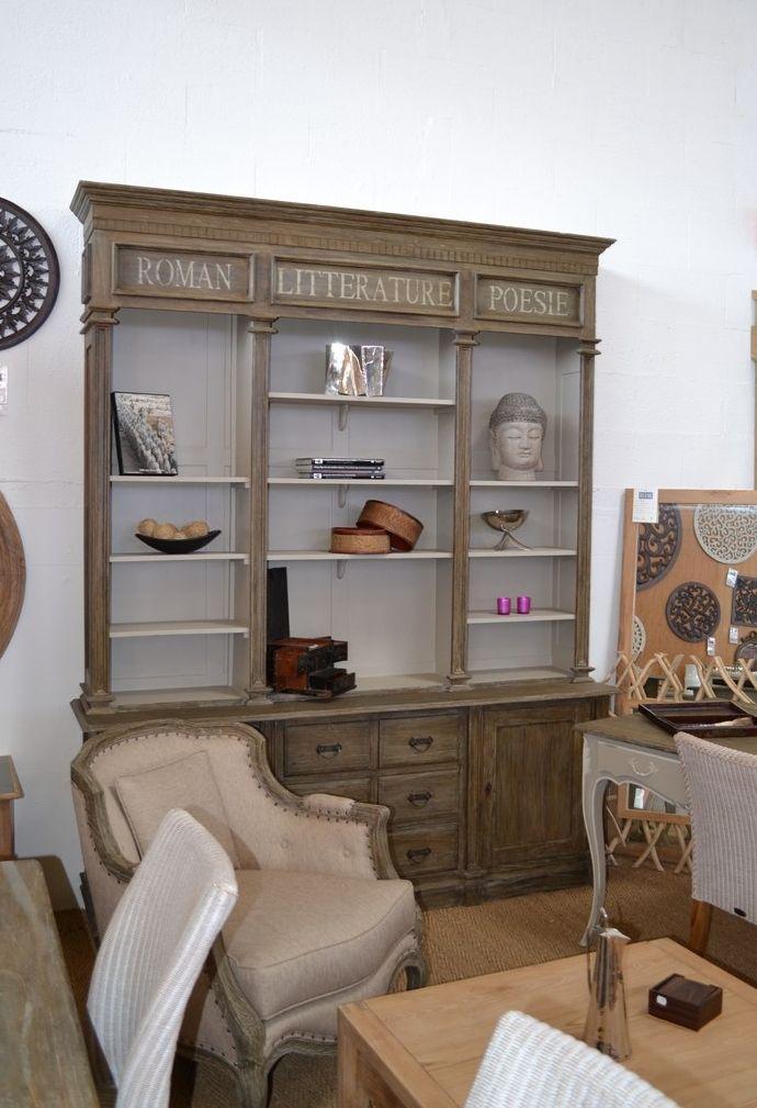 1000 id es sur le th me biblioth que shabby chic sur pinterest biblioth ques peintes. Black Bedroom Furniture Sets. Home Design Ideas