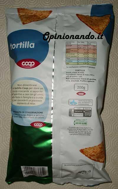 Coop Tortilla Retro- #Opinionando #Recensione