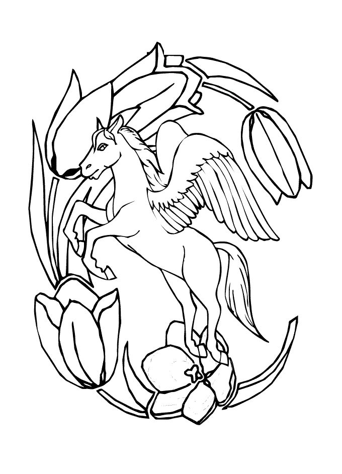 97 best pegasus to color images on pinterest | coloring books ... - Beyblade Printable Coloring Pages
