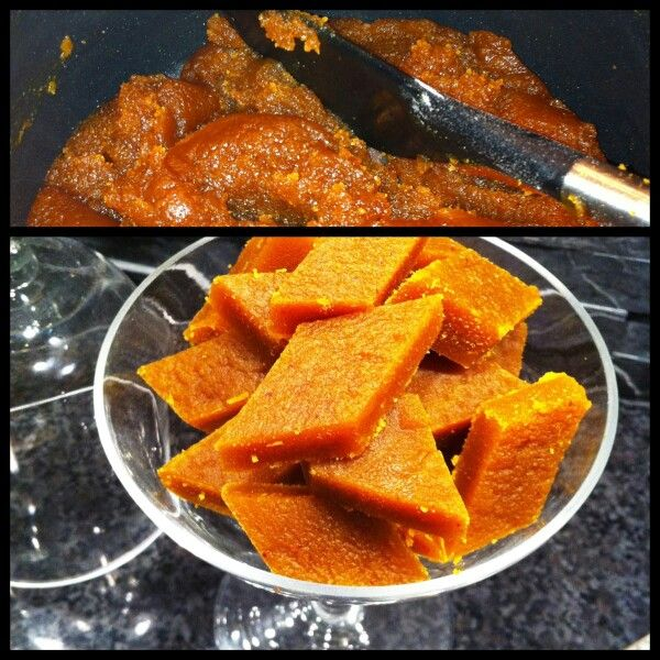 Halwa!  Made by: Sepideh Hatami