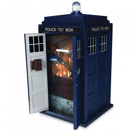 Doctor Who™ Tardis™ Talking Money Bank
