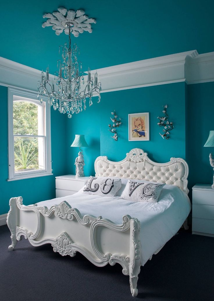 turquoise bedroom for teens (Turquoise Room Decorations) Bedroom decor ideas  - Tags: turquoise bedroom decor, turquoise living room decor, turquoise room  ...