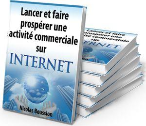 Lancer et développer votre activité commerciale sur Internet