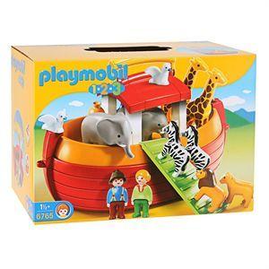UNIVERS MINIATURE Playmobil 6765 - Arche De Noé Transportable