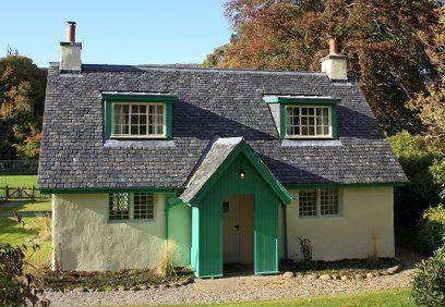 Texas Cottage | Schottland|Ferienhäuser