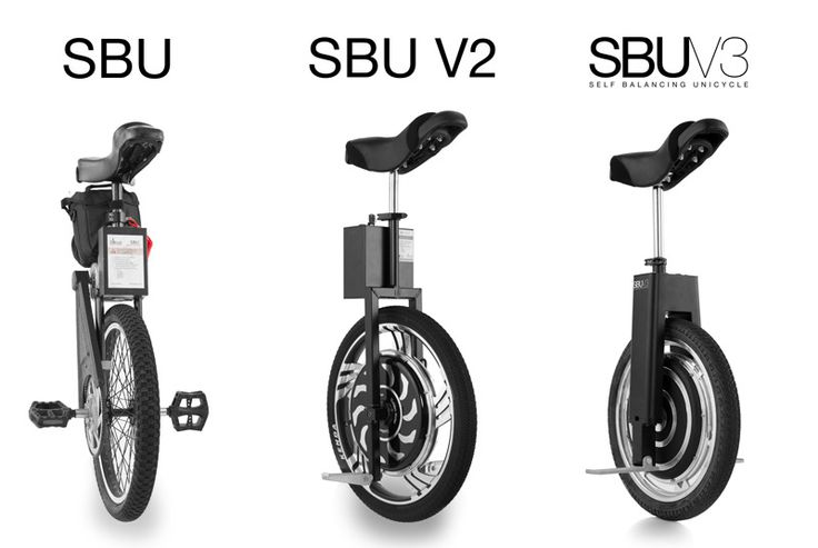 SBU self balancing unicycle