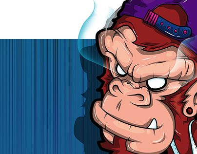 "Check out new work on my @Behance portfolio: ""Monkey Cap - Alter EGO"" http://be.net/gallery/53732499/Monkey-Cap-Alter-EGO"