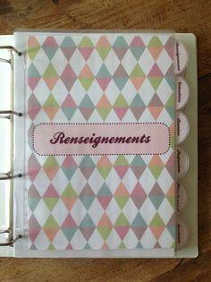 Mon journal de bord en image