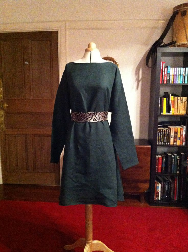 This pin leads to how to make t-tunic but if you click at costumes, you will find lots of good advices how to do lots of other clothes.