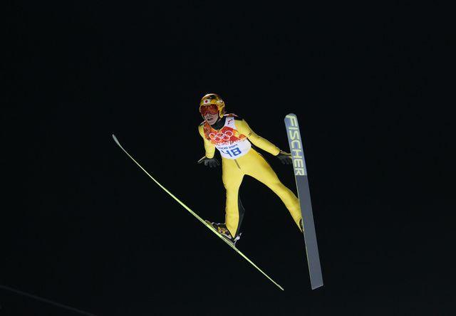 41歳の葛西 ラージヒルで銀メダル  ソチオリンピック  ジャンプ  2014年2月16日
