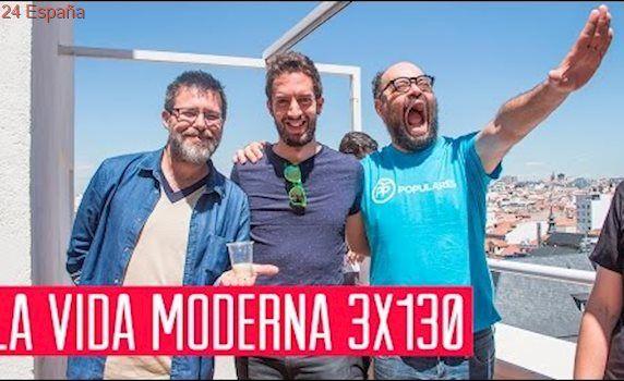La Vida Moderna 3x130...es encontrar curro por Tinder y follar gracias a LinkedIn