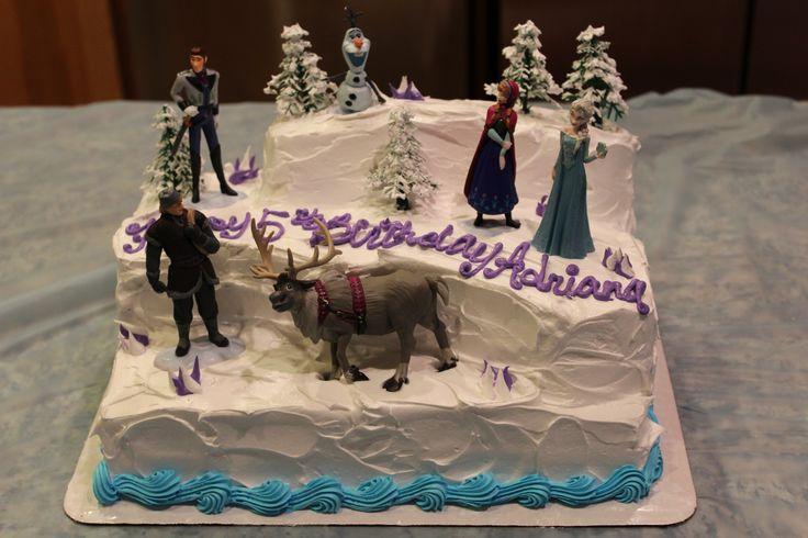 Cake background disney frozen cake and frozen cake on pinterest
