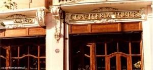 Café Torres, último eslabón de la bohemia santiaguina de los años 30 al 40.
