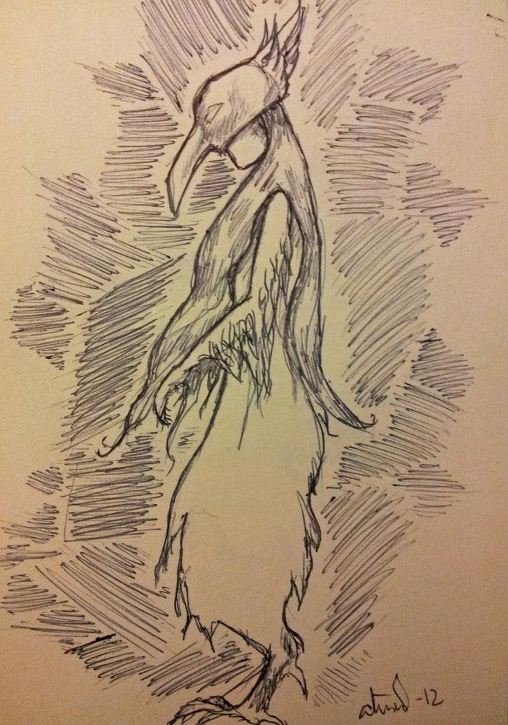 Birdman by ~Amluan on deviantART