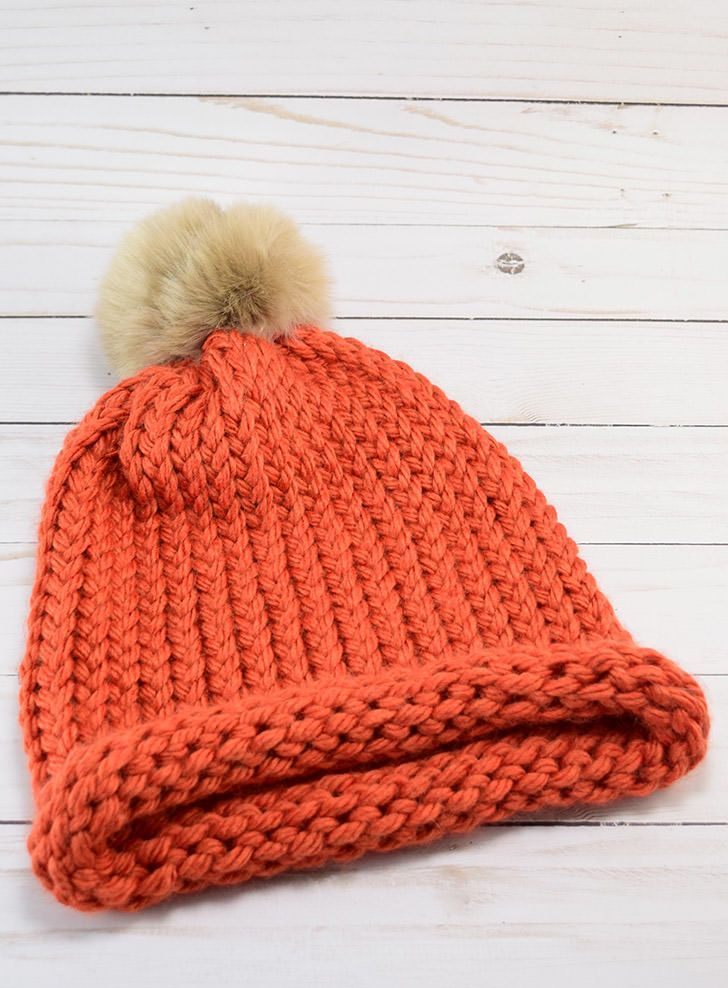 How To Loom Knit A Basket Weave Hat : Unique loom knit hat ideas on