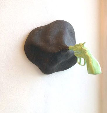 Ann-Louise Gustafsson, keramisk väggskulptur