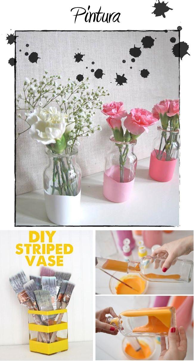 36 best images about diy frascos de vidrio on pinterest for Como de corar una casa
