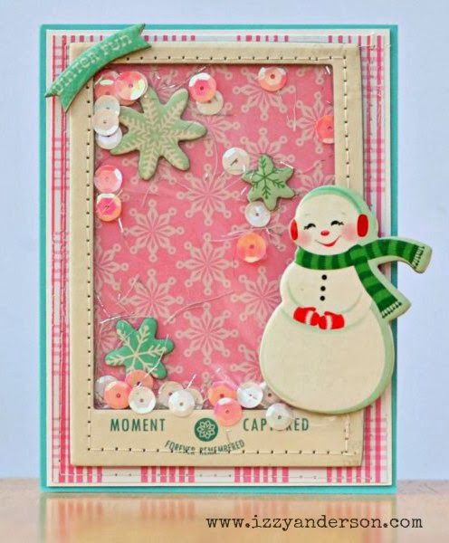 Write Snap Scrap: Shaker Card Tutorial: My Creative Scrapbook
