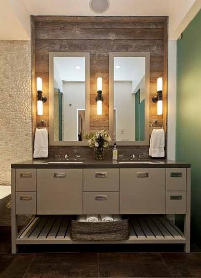 Bathroom Sconces Images 11 best bathroom sconces images on pinterest | bathroom sconces