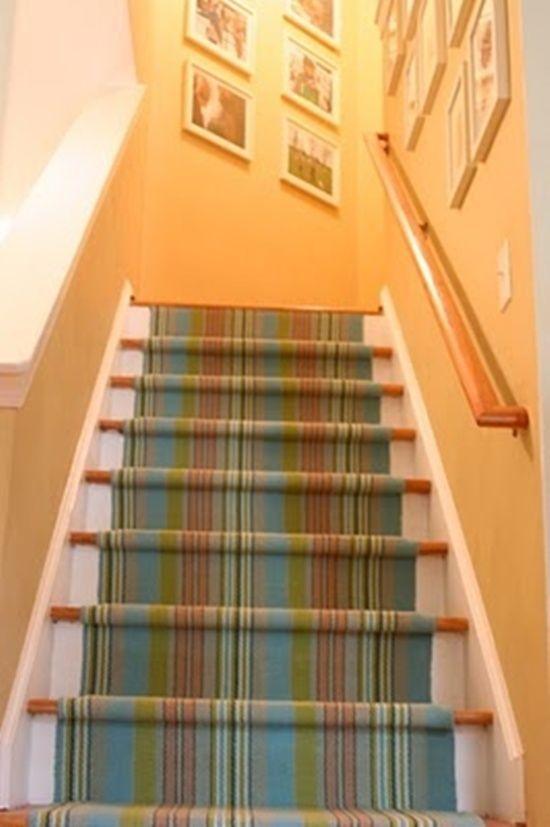 Beautiful Stairs Carpet Designs