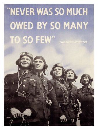 British WWII poster.
