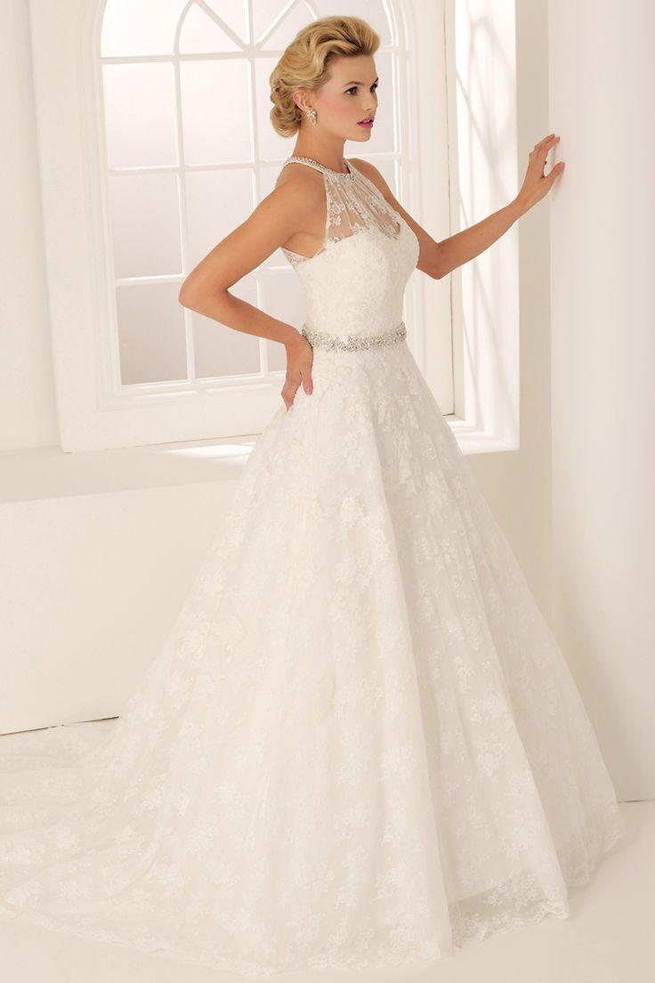 9 besten Bridal Gowns Bilder auf Pinterest   Hochzeitskleider ...