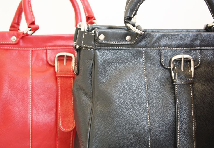 Gorgeous handbags from Leatheropia's fall collection.