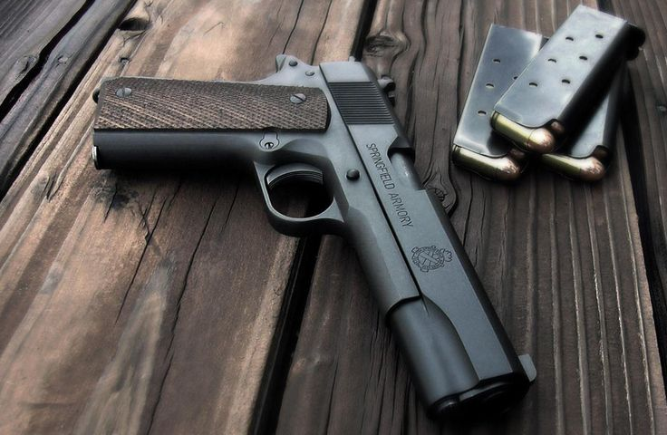 High Quality springfield armory 1911 pistol image, 242 kB - Fitzgerald Robin