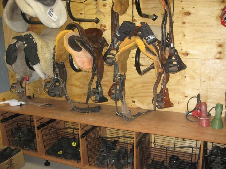 17 Best Images About Tack Room Ideas On Pinterest
