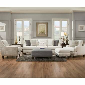 Darby Home Co Buda Living Room Collection & Reviews | Wayfair