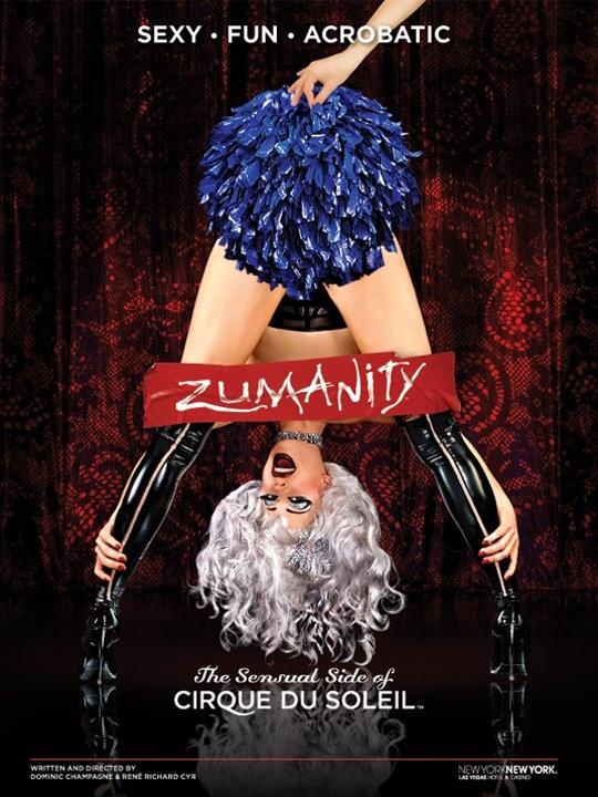 """Cirque du Soleil """"Zumanity"""""""