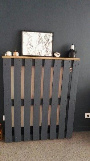 Diy home cache radiateur