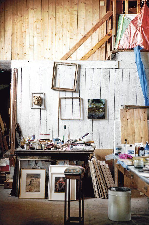 Keramikern Lisa Larsson