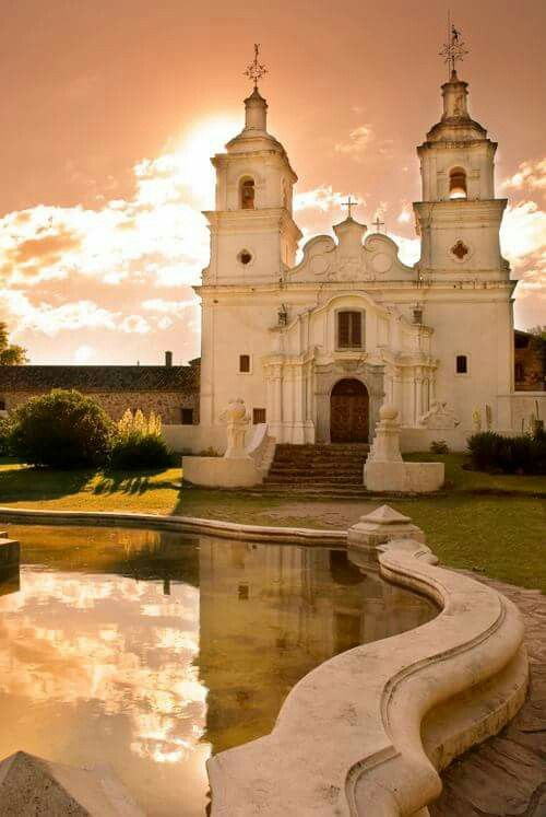 Cordoba. Estancia Jesuitica Santa Catalina. Argentina
