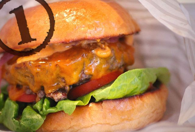 Patty and bun burger london-These are London's 5 best burgers
