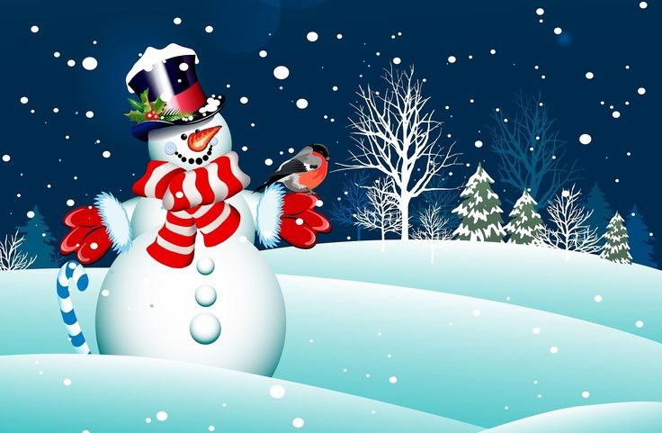 1920x1257 px Widescreen snowman wallpaper by Falconner Butler for : pocketfullofgrace.com
