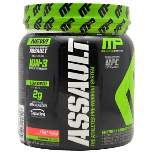 2 Jars of 30 Servings A complete pre-workout system for athletes Featuring ion-3 patented nitrate technology
