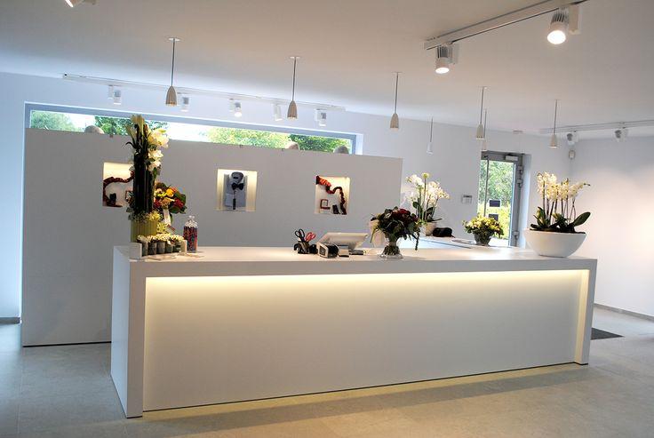 interieur winkel toonbank
