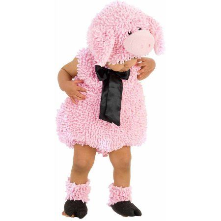 Squiggly Pig Girls' Toddler Halloween Costume - Walmart.com