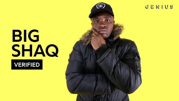 "Big Shaq ""Man's Not Hot"" Official Lyrics & Meaning 