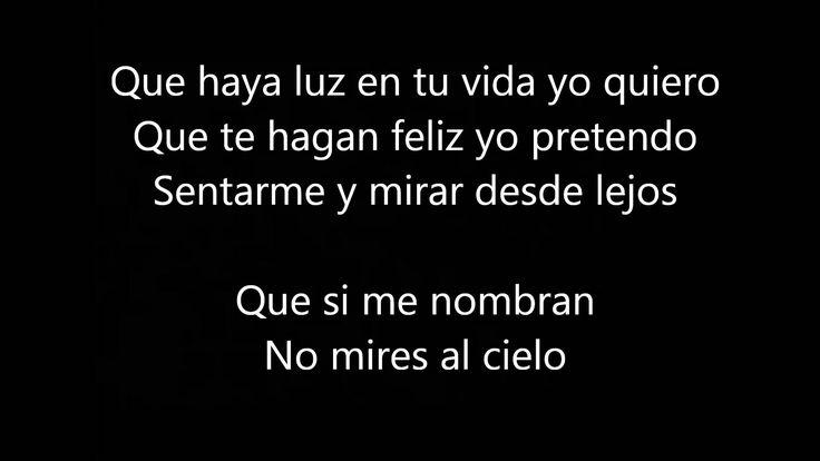Desde Lejos  - Santiago Cruz ((( Letra )))