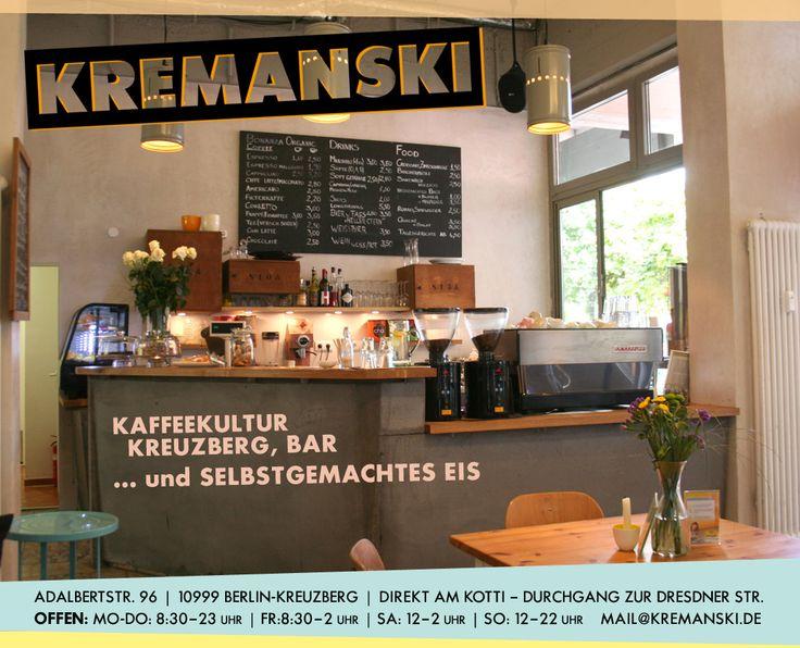 Kremanski – Kaffee-Kultur Kreuzberg