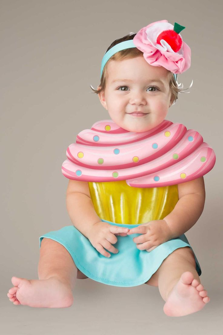 Cupcake Cutie Costume for Baby | Chasing Fireflies