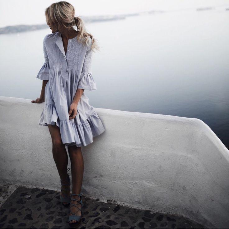 simple, summer dress