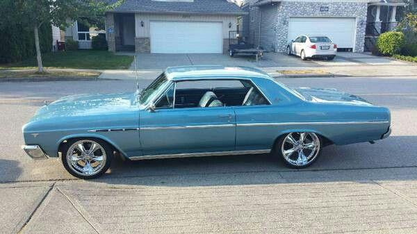 1965 Buick skylark.