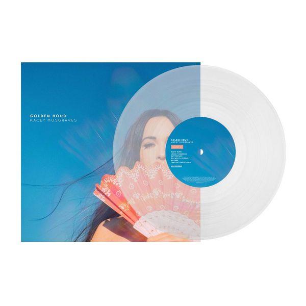 Kacey Mucgraves Golden Hour Clear Vinyl Lp Vinyl Records Music Kacey Musgraves Vinyl