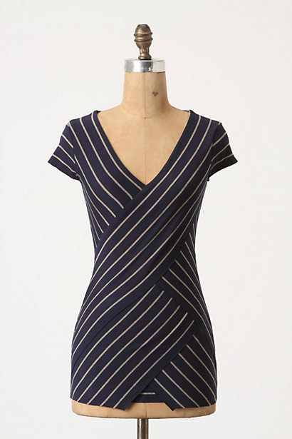 Cute -- isn't this the top from Anthropologie that Daddy bought Meghan for Christmas??
