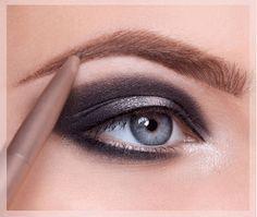 dessiner le sourcils pour un maquillage libanais parfait                                                                                                                                                                                 Plus