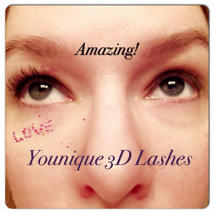 I found the BEST product to give the most AMAZING lashes of your life. I literally have no lashes and the 3D Fiber Lashes from Younique have changed my makeup routine and my life. If you want to get in on this visit www.mascaramama.ca